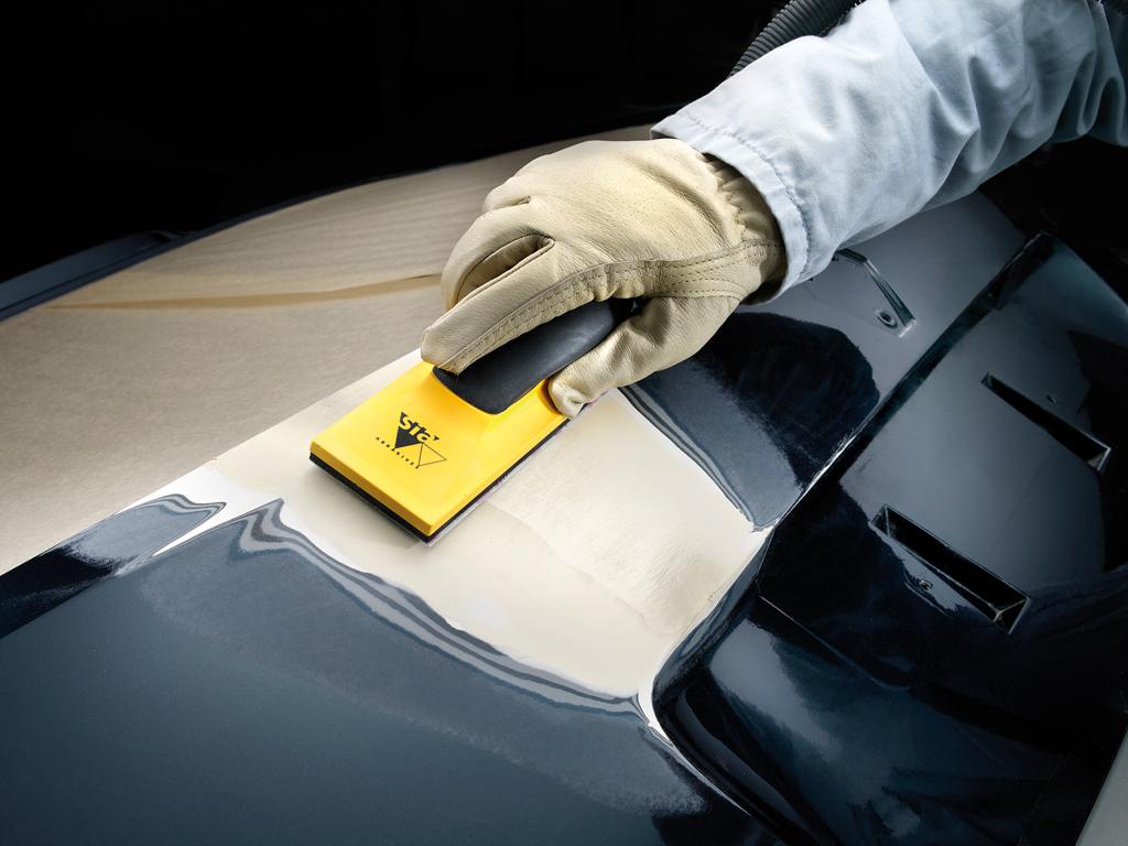 poliranje automobila - sia abrasives - brusni materijali