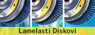 lamelasti diskovi