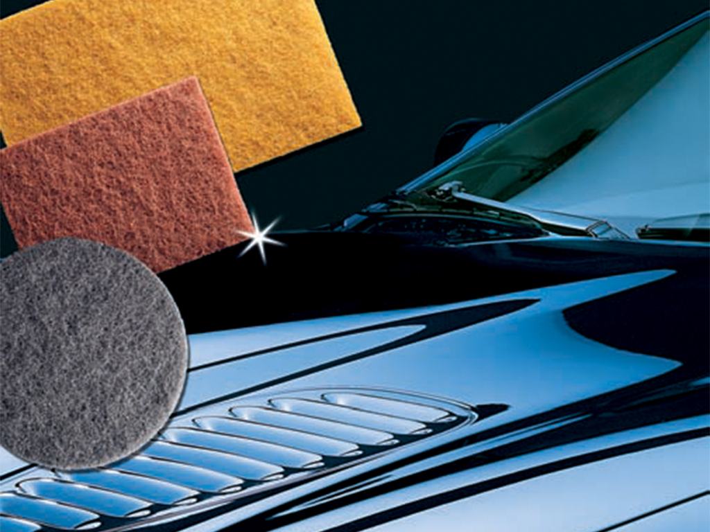 sia Abrasives - poliranje - auto - industrija - farovi